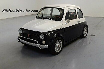 1971 FIAT 500 for sale 100943338