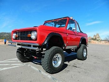 1971 Ford Bronco for sale 100825298