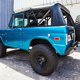1971 Ford Bronco for sale 100852850