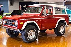 1971 Ford Bronco for sale 100928485