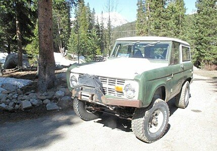 1971 Ford Bronco for sale 100930917