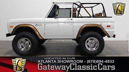 1971 Ford Bronco for sale 100949677