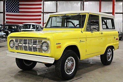 1971 Ford Bronco for sale 100953198