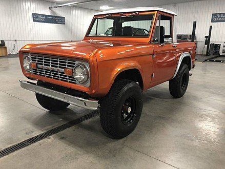 1971 Ford Bronco for sale 100971835