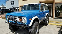1971 Ford Bronco for sale 101007905