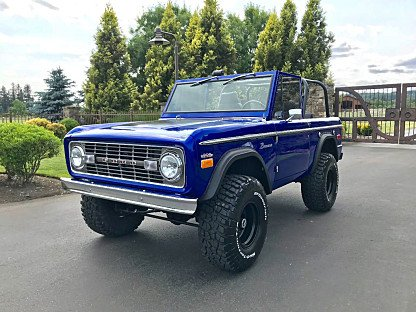 1971 Ford Bronco for sale 101032205