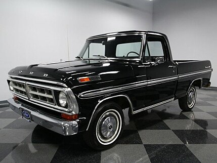 1971 Ford F100 for sale 100847772