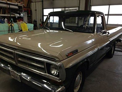 1971 Ford F100 for sale 100887596
