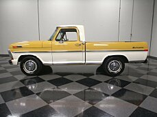1971 Ford F100 for sale 100957305