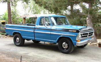 1971 Ford F250 for sale 100858481