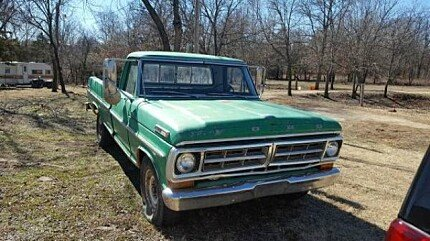 1971 Ford F250 for sale 100869403