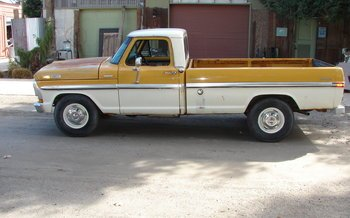 1971 Ford F250 for sale 100873867