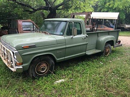 1971 Ford F350 for sale 100877454