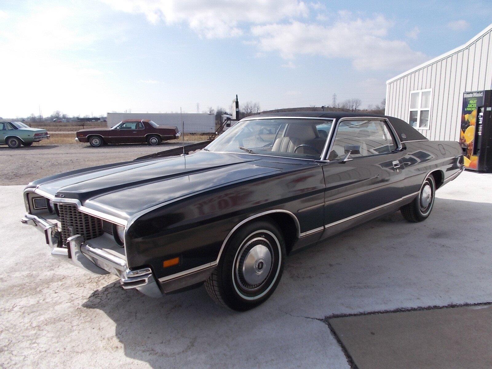 1971 ford ltd station wagon