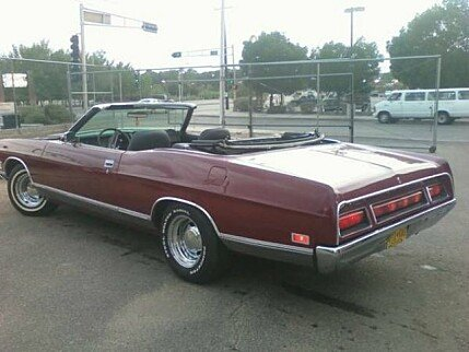 1971 Ford LTD for sale 100952517