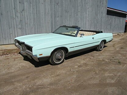1971 Ford LTD for sale 100976002