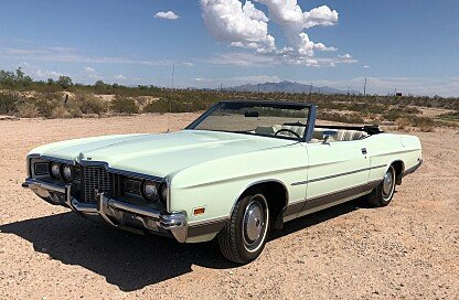 1971 Ford LTD Coupe for sale 101023476