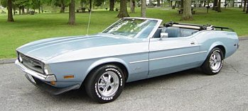 1971 Ford Mustang for sale 100778046