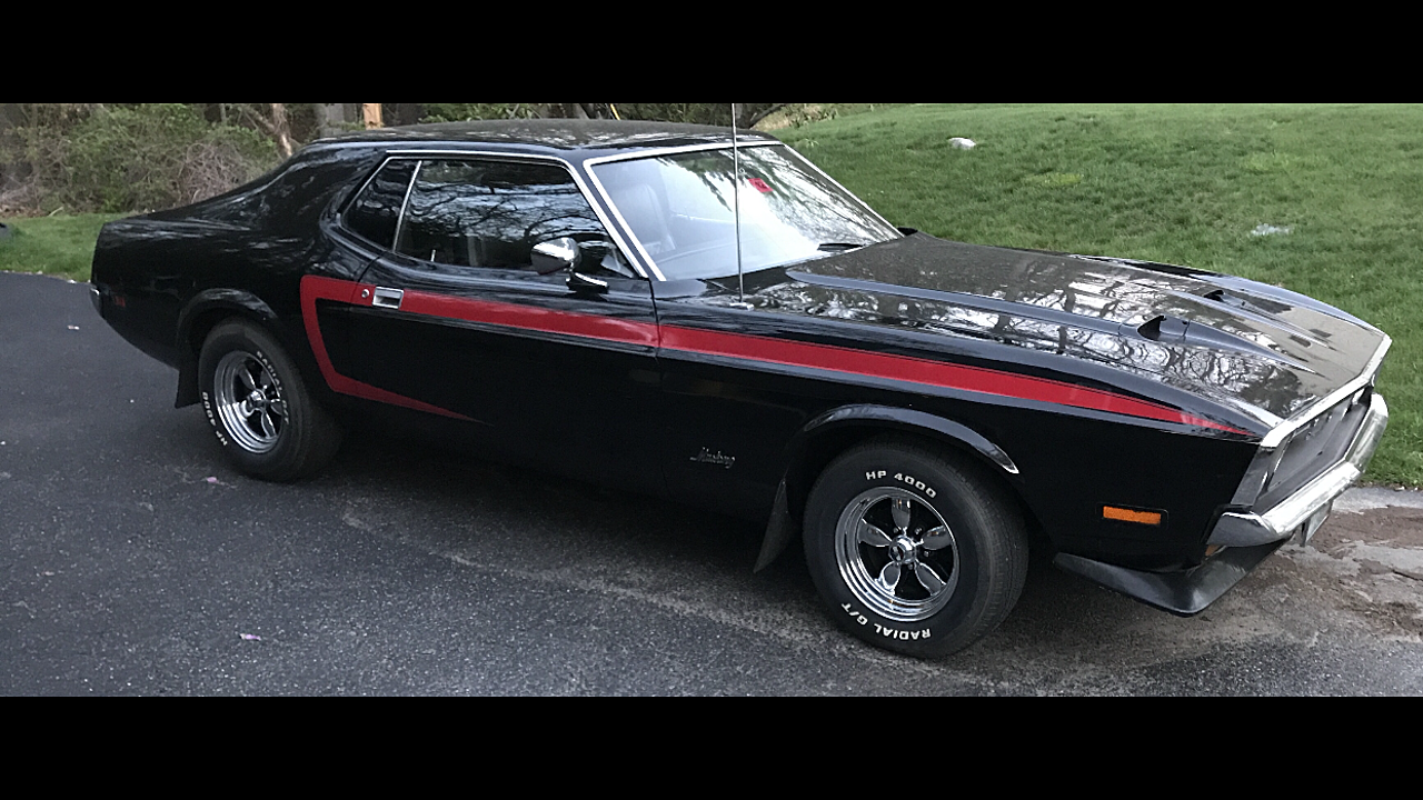 1971 ford mustang coupe for sale near nashua new. Black Bedroom Furniture Sets. Home Design Ideas