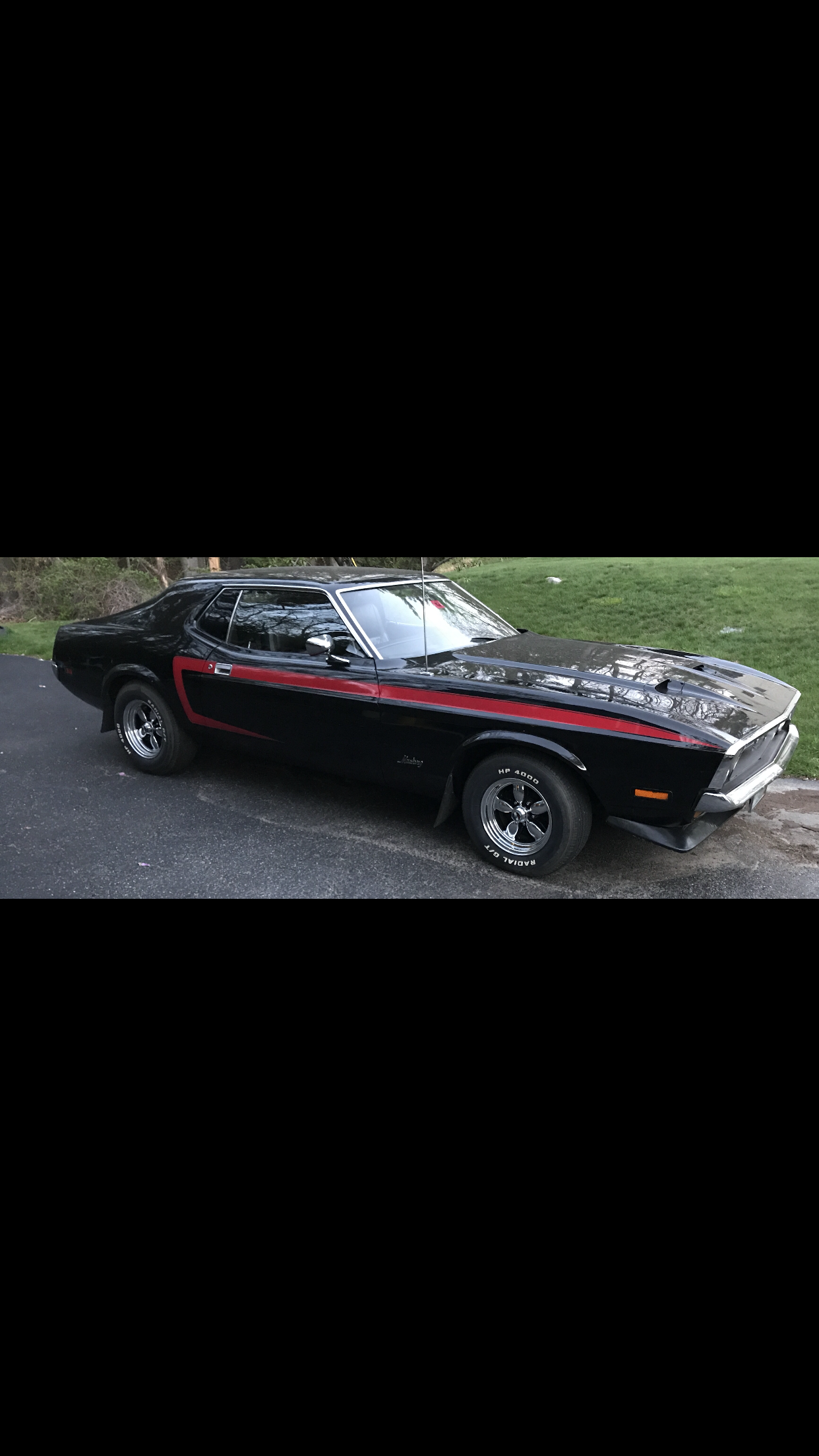 1971 Ford Mustang Coupe For Sale Near Nashua  New
