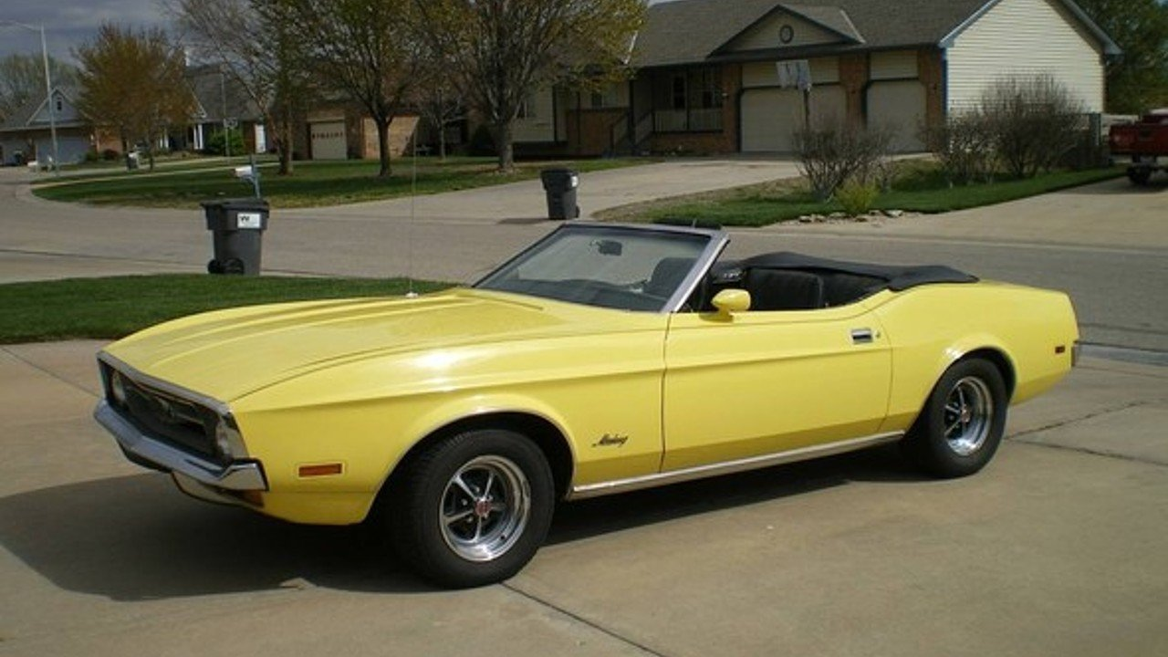 1971 Ford Mustang for sale near LAS VEGAS, Nevada 89119 - Classics ...