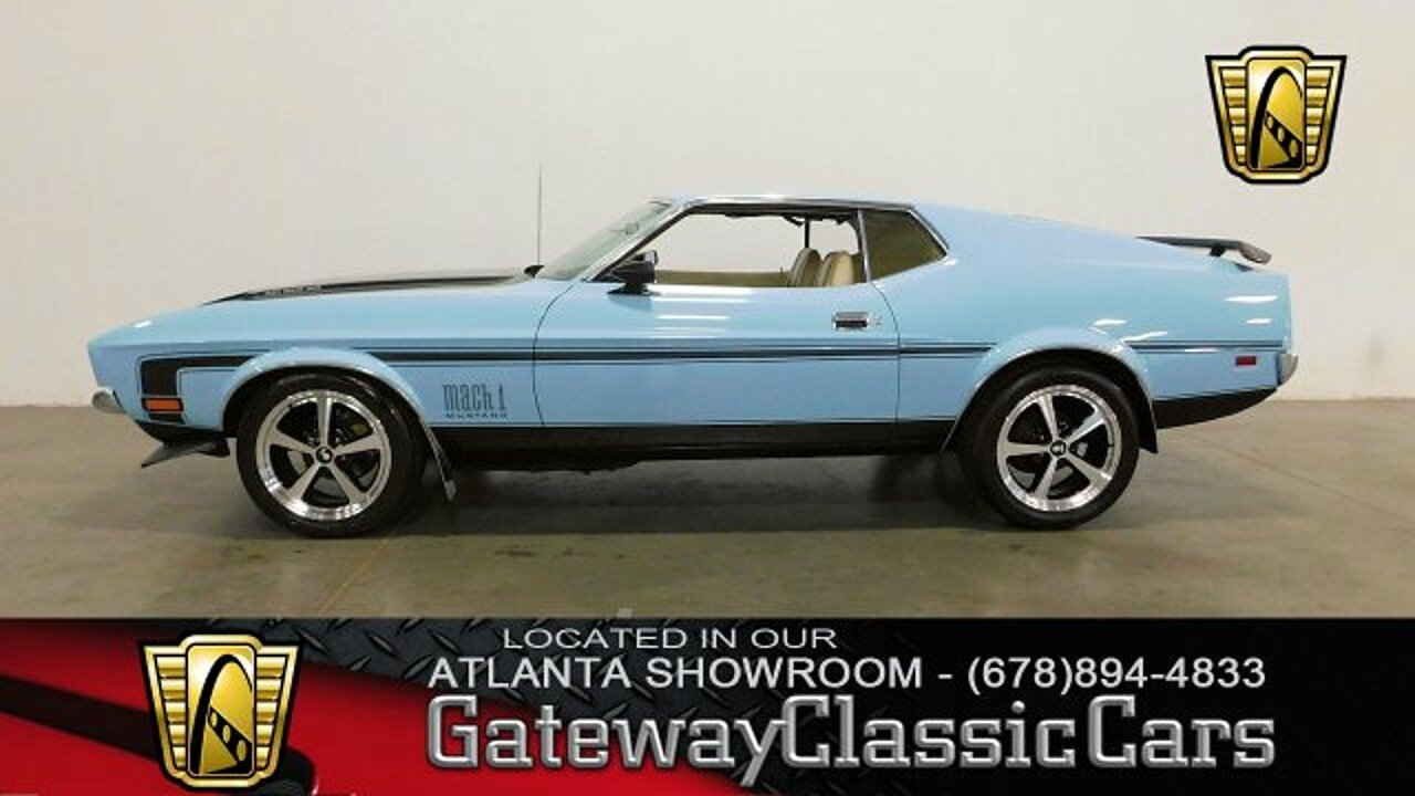 1971 Ford Mustang for sale 100963805