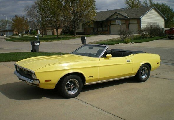 1971 Ford Mustang For Sale Near Woodland Hills  California