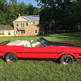 1971 Ford Mustang Convertible for sale 100883534