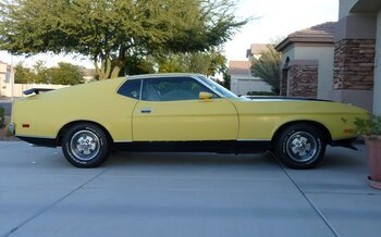 1971 Ford Mustang Mach 1 Coupe for sale 101053313