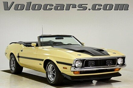 1971 Ford Mustang for sale 100967431