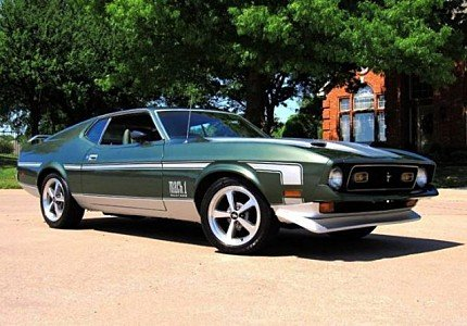 1971 Ford Mustang for sale 100984420