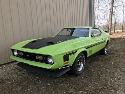 1971 Ford Mustang for sale 100985268