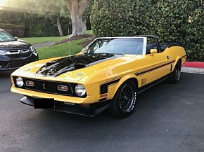 1971 Ford Mustang for sale 101021607