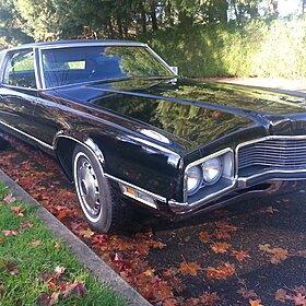 1971 Ford Thunderbird for sale 100835143