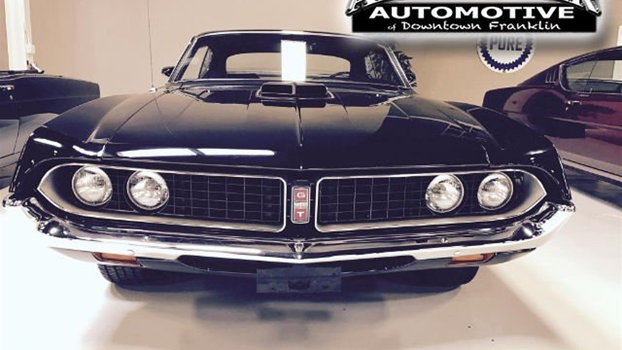 1971 Ford Torino for sale near Franklin, Tennessee 37064 - Classics ...