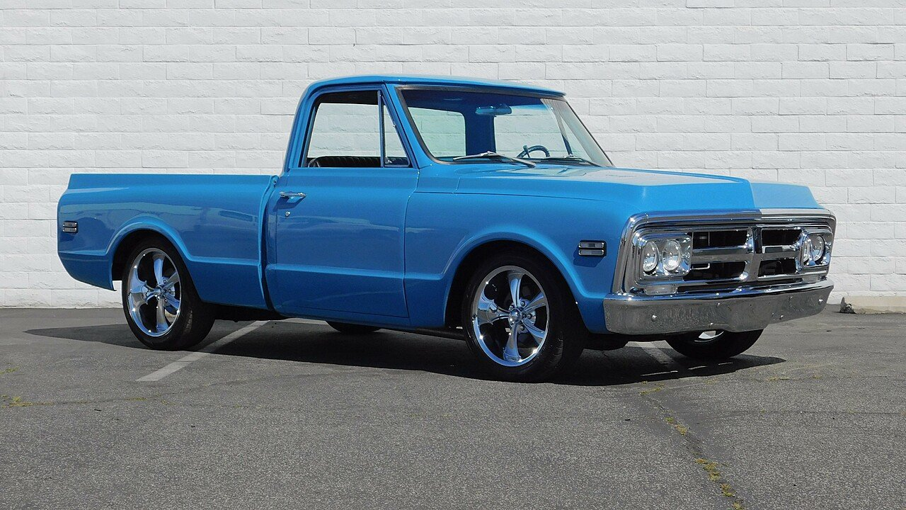 1971 GMC C/K 1500 for sale 100861139