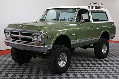 1971 GMC Jimmy for sale 100910297