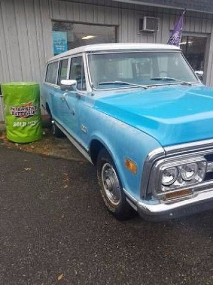 1971 GMC Other GMC Models for sale 100931650