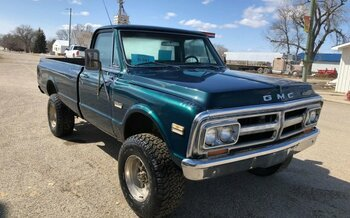 1971 GMC Pickup for sale 101001300