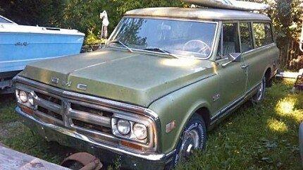 1971 GMC Suburban for sale 100839325