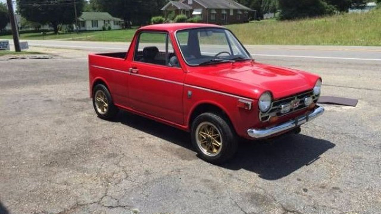 1971 honda n600 for sale near cadillac michigan 49601 classics on autotrader. Black Bedroom Furniture Sets. Home Design Ideas