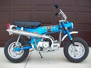 1971 Honda Trail 70 for sale 200395395