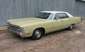 1971 Imperial Lebaron for sale 100745887