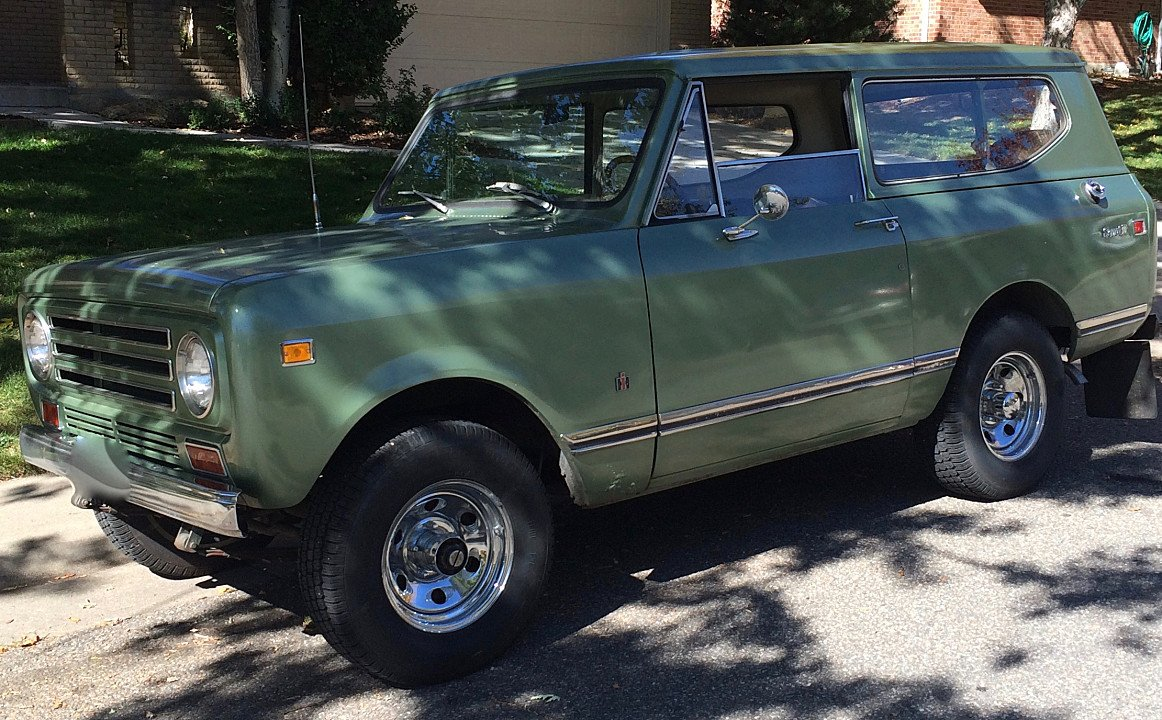 1971 International Harvester Scout for sale 100830706