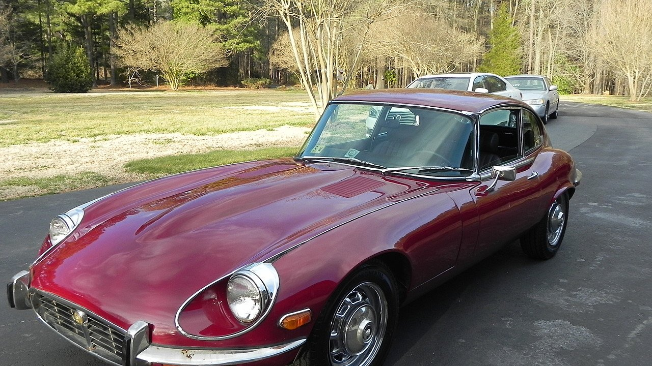 1971 Jaguar E-Type for sale 100766073