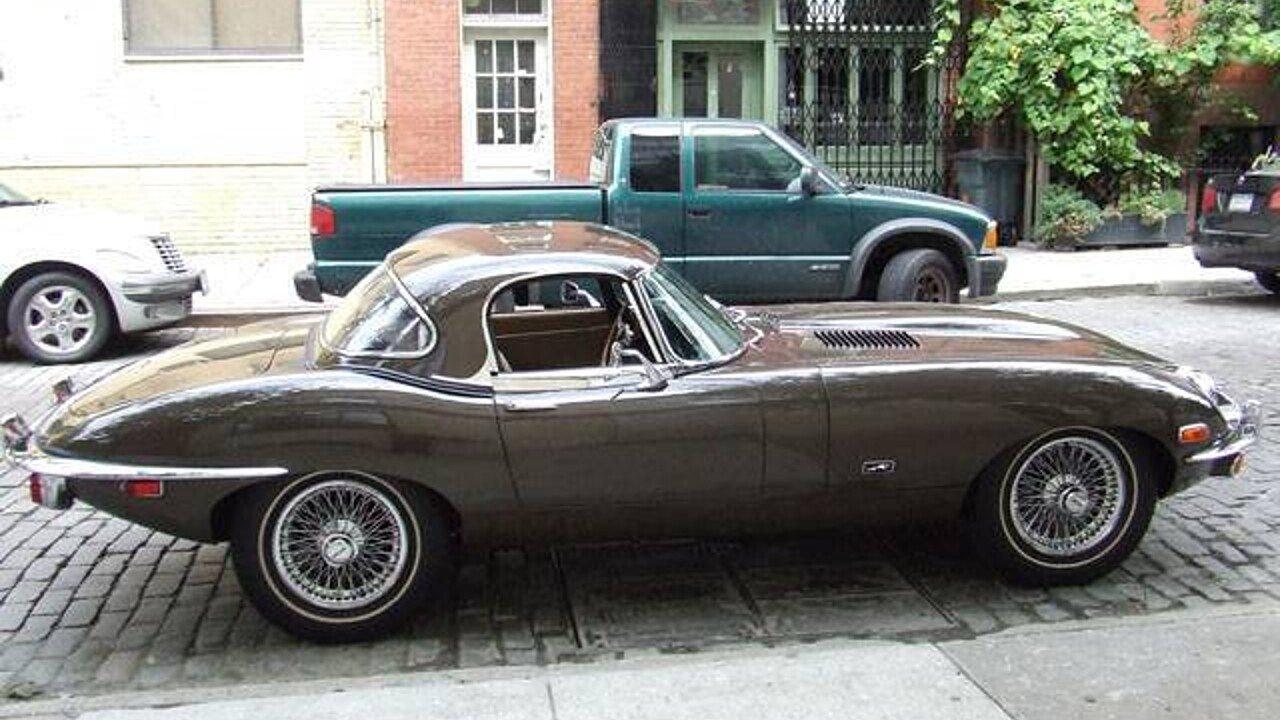 WRG-1178] 1971 Jaguar E Type Fuse Box Location on