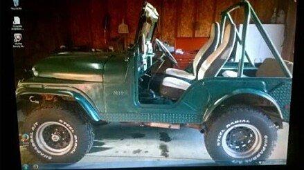 1971 Jeep CJ-5 for sale 100804594