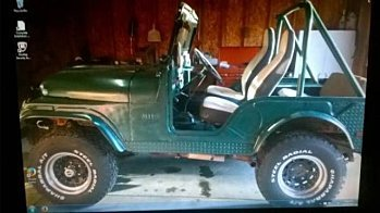 1971 Jeep CJ-5 for sale 100825317