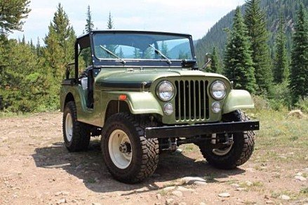 1971 Jeep CJ-5 for sale 100874315