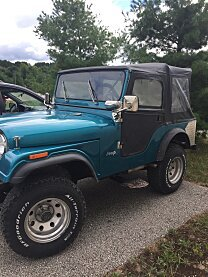 1971 Jeep CJ-5 for sale 101036902